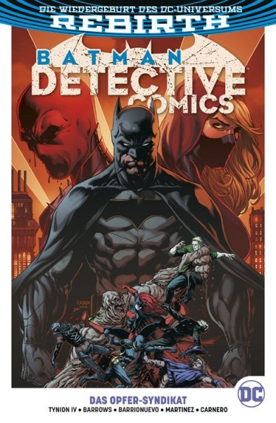 Batman: Detective Comics Paperback 2: Das Opfer-Syndikat