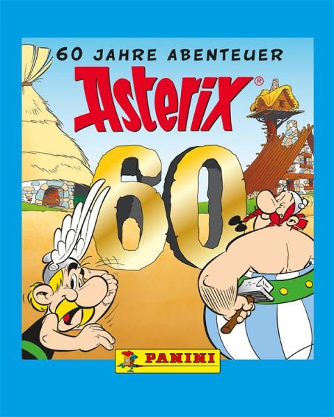 Asterix: 60 Jahre Abenteuer - Stickerkollektion - Tüte