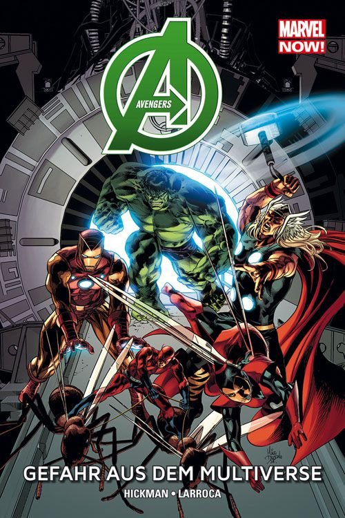 Avengers Paperback 4 (2014): Gefahr...