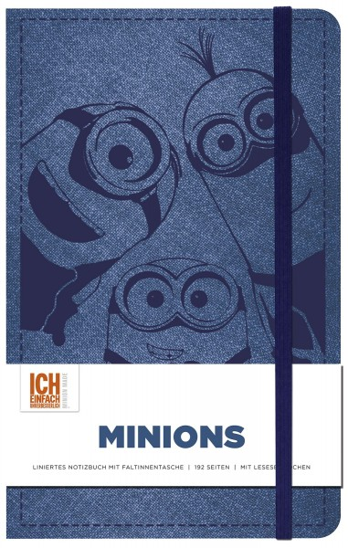 Minions Journal