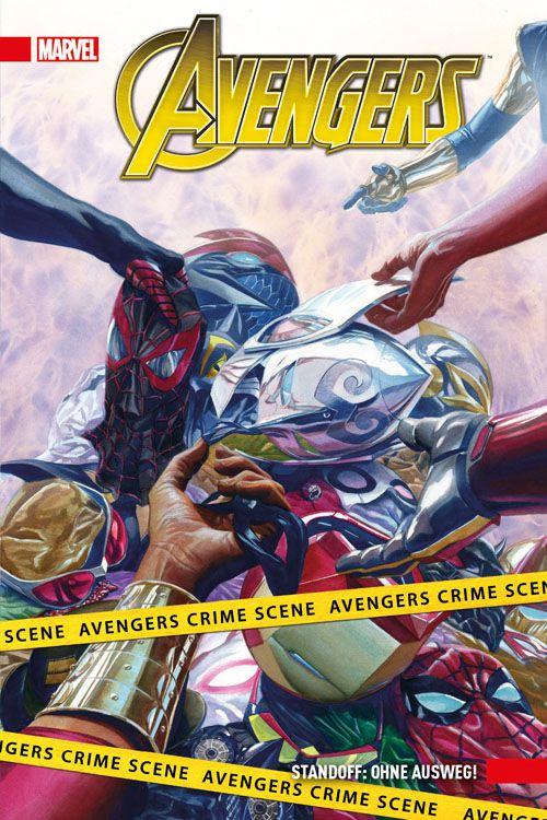 Avengers 3: Standoff - Ohne Auswege