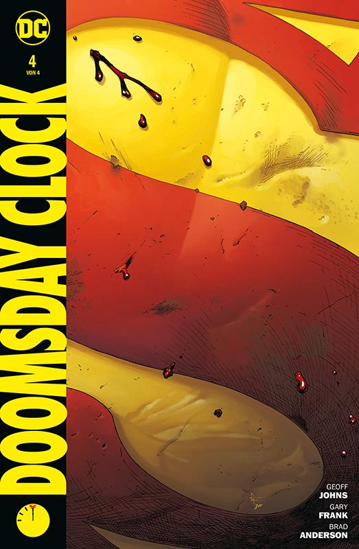 Doomsday Clock 4 Variant 1