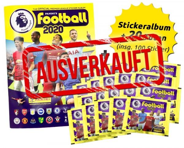 Premier League 2020 Stickerkollektion - Sammelbundle ausverkauft