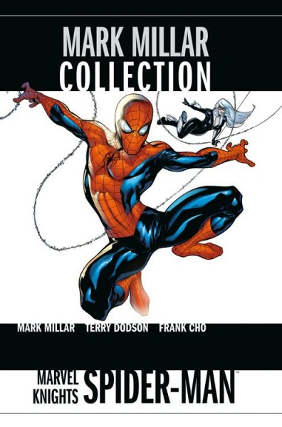 Mark Millar Collection 8: Marvel Knights - Spider-Man
