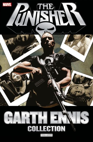The Punisher: Garth Ennis Collection 9