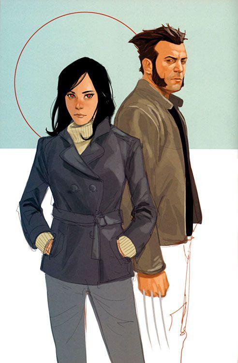 Wolverine/Jubilee Variant