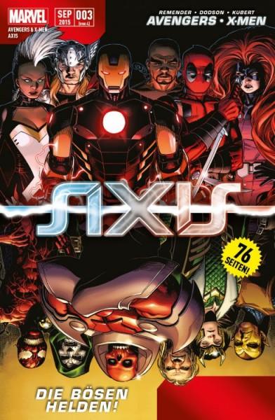 Avengers & X-Men: Axis 3