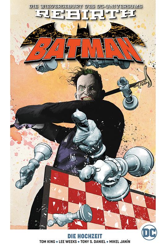Batman Paperback 7: Die Hochzeit...