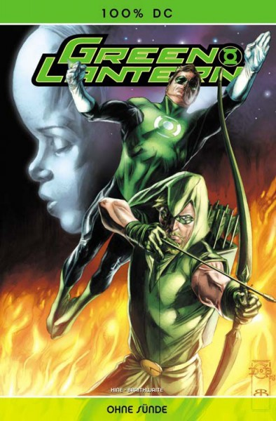 100% DC 31: The Brave and the Bold - Green Lantern