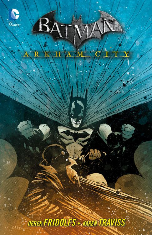 Batman: Arkham City 5