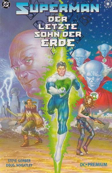 DC Premium 6: Superman - Der letzte Sohn der Erde
