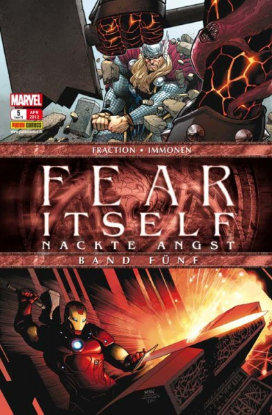 Fear Itself: Nackte Angst 5