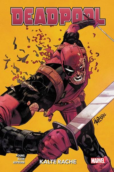 Deadpool Paperback 2 Hardcover Cover