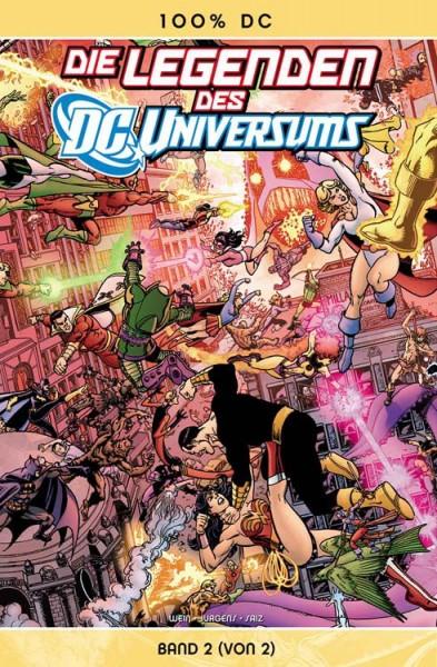 100% DC 33: Die Legenden des DC-Universums 2
