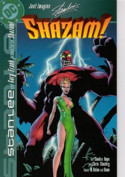 Stan Lee's Shazam!