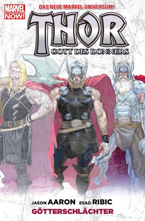 Thor: Gott des Donners 1 - Variant...