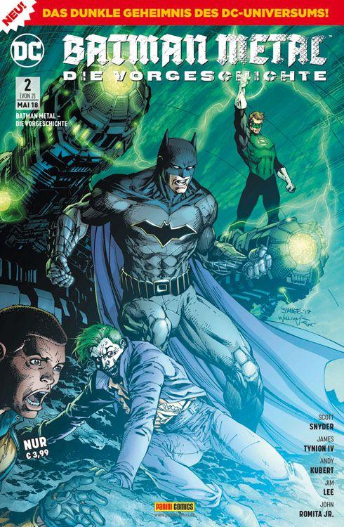 Batman Metal: Die Vorgeschichte 2