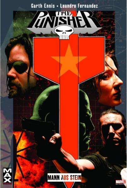 Max 20: Punisher - Mann aus Stein