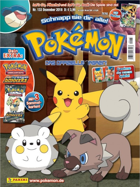 Pokémon Magazin 133