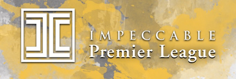 Soccer Impeccable Premier League 2019/20 Banner