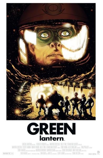 Green Lantern 1 Variant
