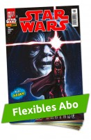 Flexibles Abo - Star Wars Heftserie - Kiosk-Ausgabe