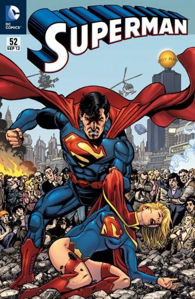 Superman Sonderband 52: Der Preis der Zukunft Variant