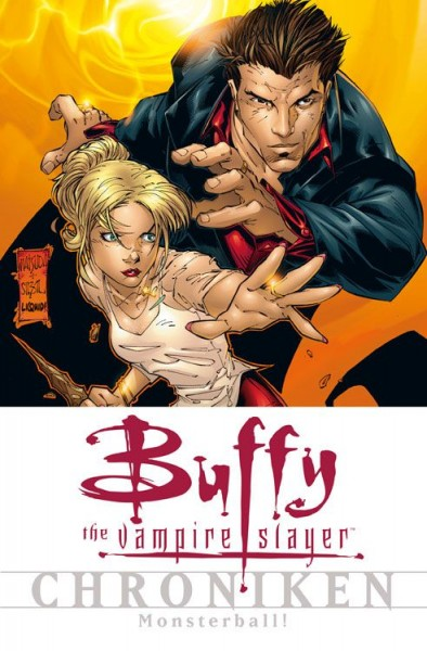 Buffy the Vampire Slayer Chroniken 8: Monsterball!