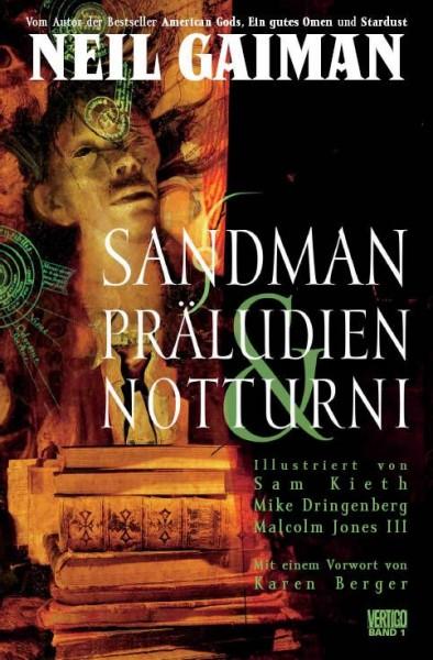 Sandman 1: Präludien & Notturni