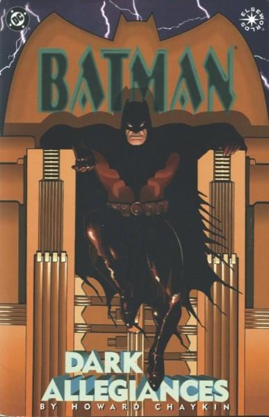 Batman: Geheime Bündnisse