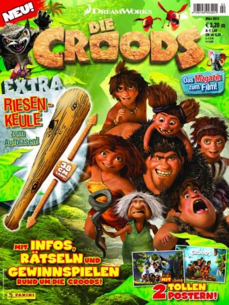 Die Croods - Magazin