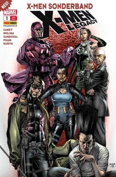 X-Men Sonderband: X-Men Legacy 1