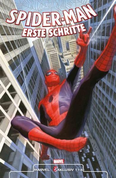 Marvel Exklusiv 114: Spider-Man - Erste Schritte