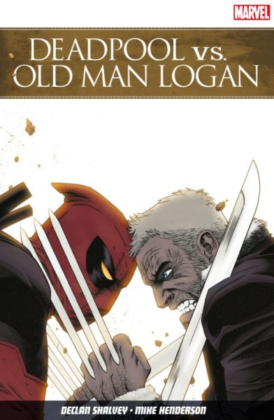 Deadpool vs. Old Man Logan (Englisch)