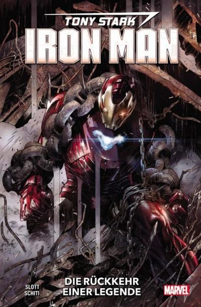 Tony Stark: Iron Man 1 - Die Rückkehr einer Legende