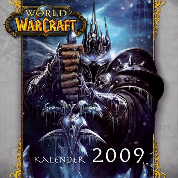 World of Warcraft - Wandkalender (2009)