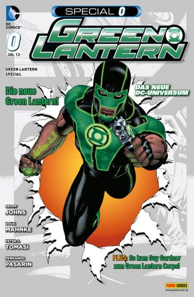 Green Lantern: Special 0