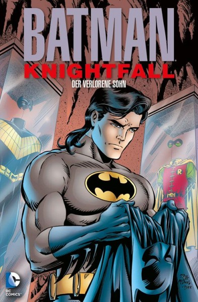 Batman Knightfall 4: Der verlorene Sohn