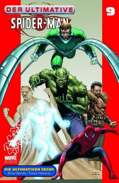 Der ultimative Spider-Man 9: Die ultimativen Sechs