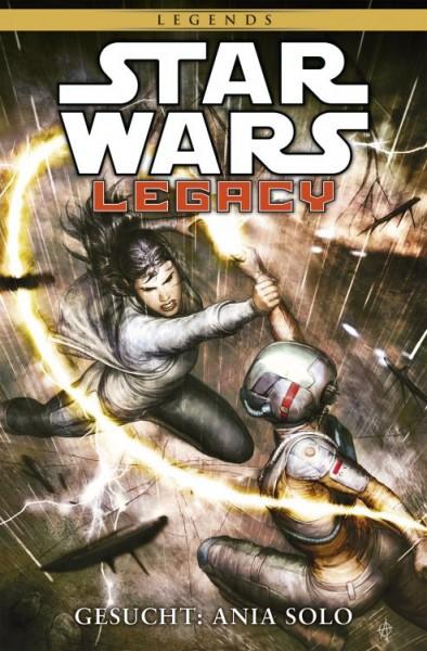 Star Wars Sonderband 84: Legacy II.3 - Gesucht: Ania Solo