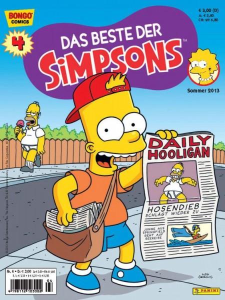 Das Beste der Simpsons 4