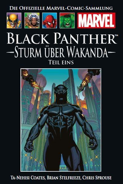 Hachette Marvel Collection 169: Black Panther - Sturm über Wakanda, Teil I
