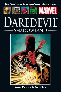 Hachette Marvel Collection 68: Daredevil - Shadowland