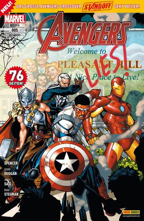 Avengers 5 (2016)
