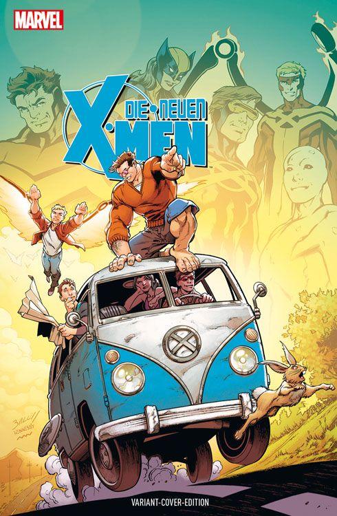 Die neuen X-Men 1 Variant