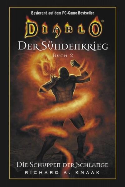 Diablo - Sündenkrieg Buch 2 - Die Schuppen der Schlange