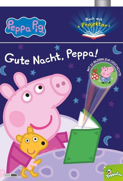 Peppa Pig: Gute Nacht, Peppa! Cover