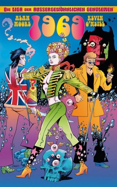 Die Liga der außergewöhnlichen Gentlemen - 1969