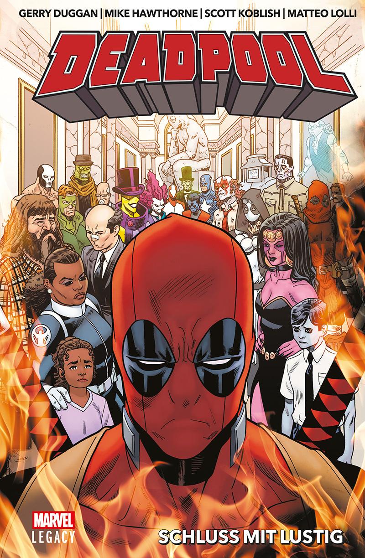 Marvel Legacy: Deadpool 3 - Schluss...