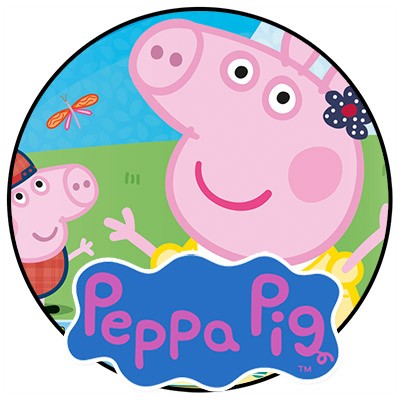 Peppa Pig - Alles, was ich mag Stickerkollektion